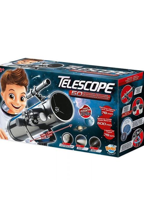 Télescope Buky