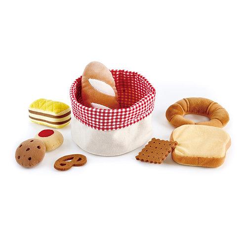 Panier de pains et viennoiseries Hape