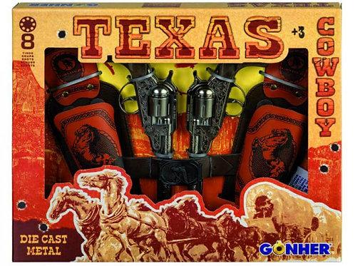 Ensemble pistolet Cowboy Gonher