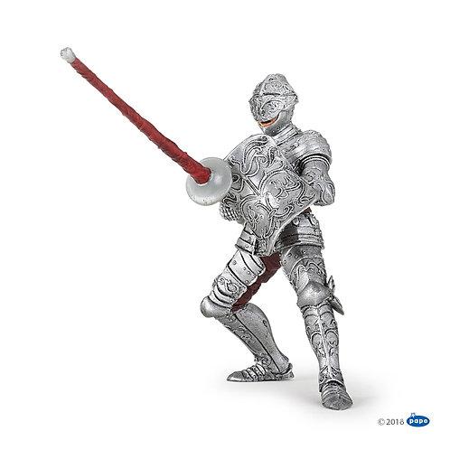 figurine Chevalier en armure