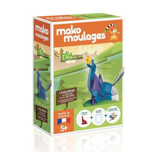 Le dragon Mako création