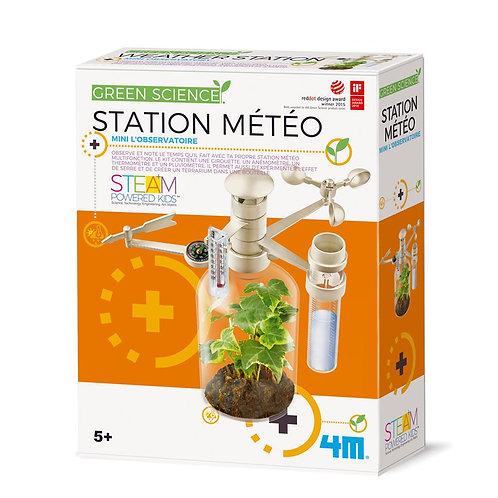 Station météo 4M