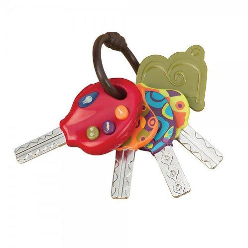 Porte clés Lucckeys tomate Petit jour