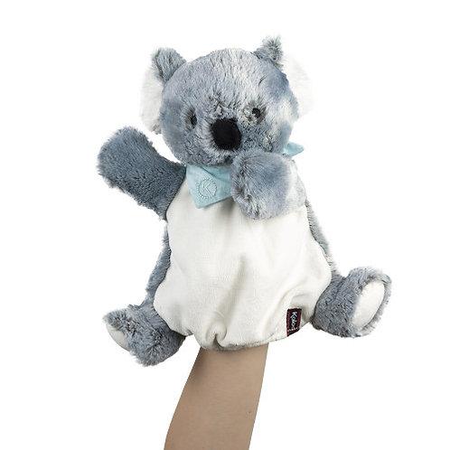 Chouchou Koala doudou marionnnette 30 cm Kaloo