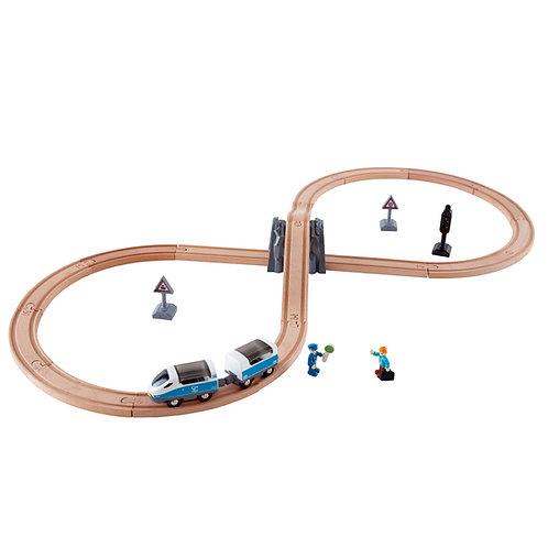 Train en 8 Hape