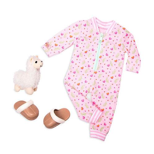 tenue pyjama lama Our generation