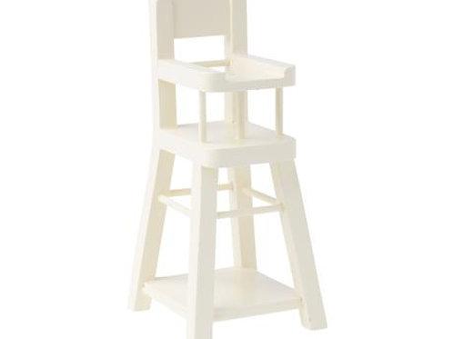 Chaise haute  micro Maileg