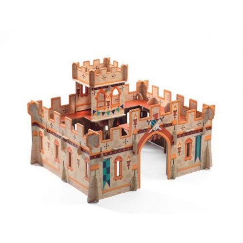 Château médiéval Pop to play Djeco