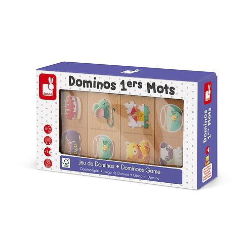 Jeu de dominos Dominos 1ers mots