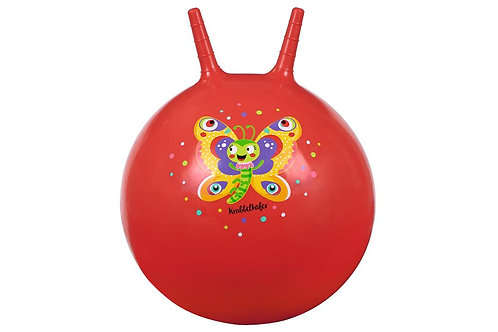 Ballon sauteur coccinelle
