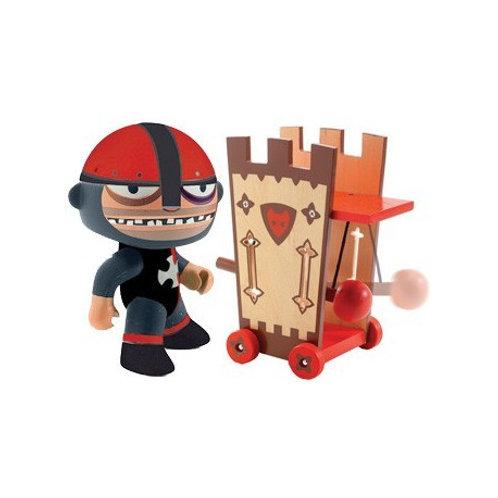 Darius et sa tour Arty toys Djeco