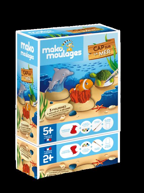 Cap sur la mer Mako moulages