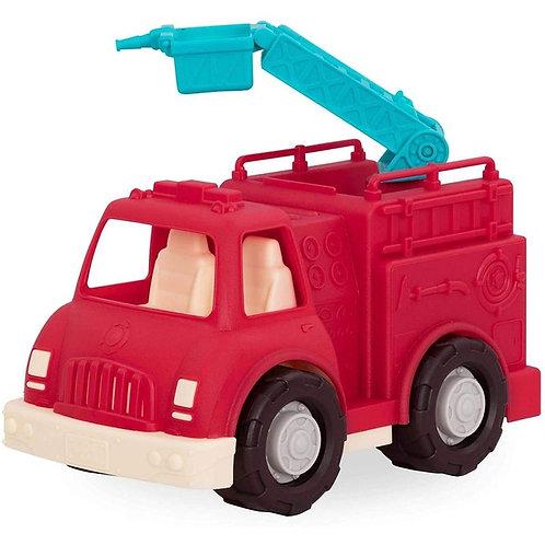 Camion pompiers happy cruiser Btoys