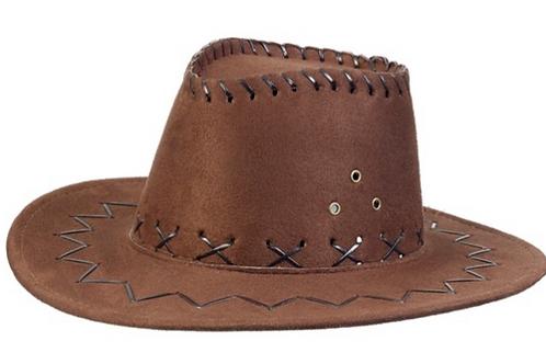 Chapeau de Cowboy marron Souza