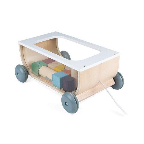 Chariot de Cubes Sweet Cocoon Janod