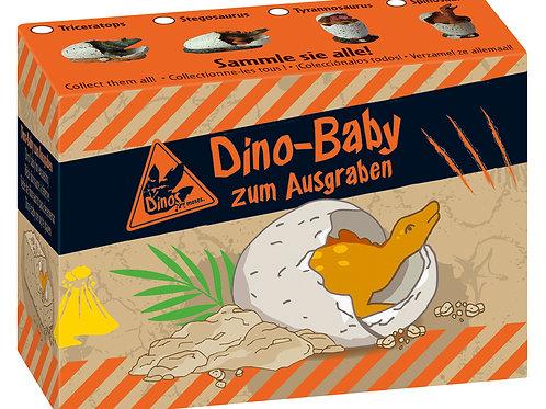 Oeuf de dinosaure à creuser