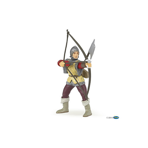 Figurine Archer rouge Papo