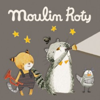 Recharge Les Moustaches Moulin Roty