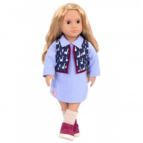poupée Amalia Our generation