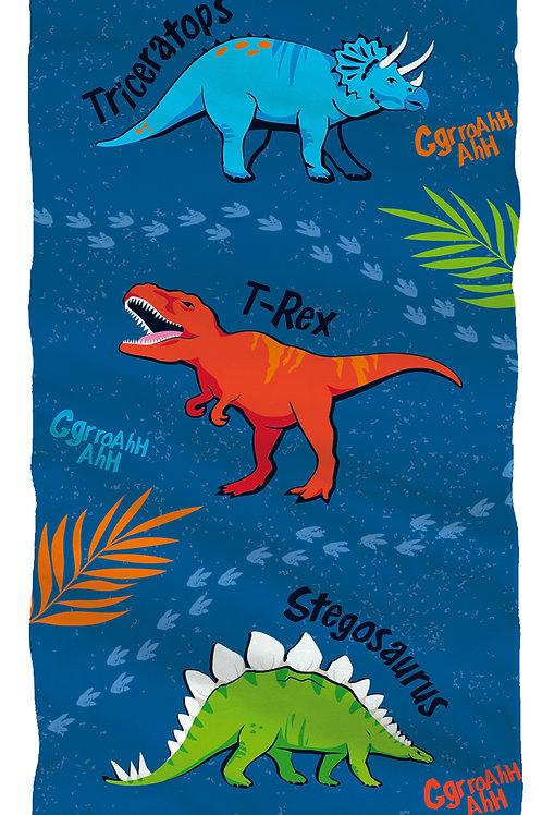 Serviette magique dinosaures Moses