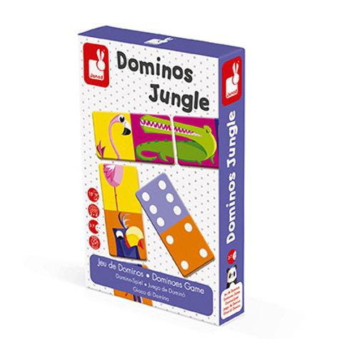 Dominos jungle Janod