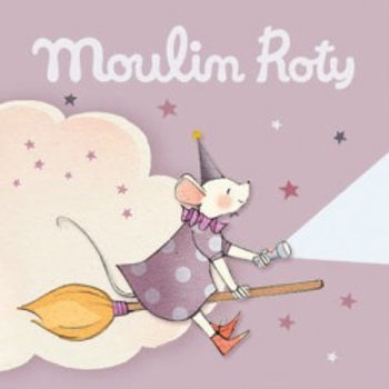 Recharge 3 histoires il était une fois (rose) Moulin Roty