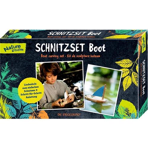 Kit de sculpture bateau Die spielgelburg