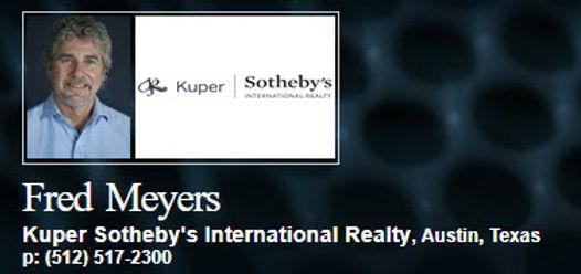 Fred Meyes Realtor, Kuper Sotheby's International Realty