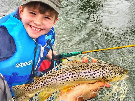 August 2019 Fly Fishing Update
