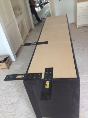 Countertop Removal
