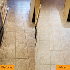 Floor & Grout Cleaning