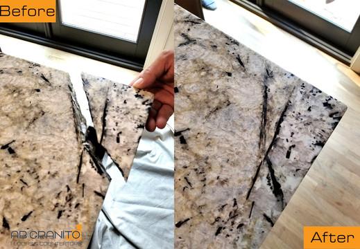 cracks & repair