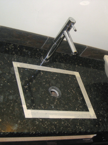 Sink & Stove Adjustments