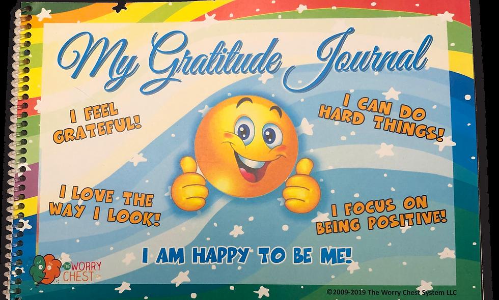 Additional Gratitude Journal