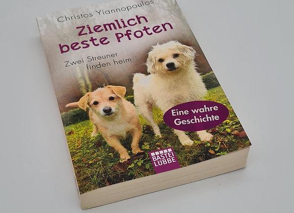 """Buch """"Ziemlich beste Pfoten"""""""
