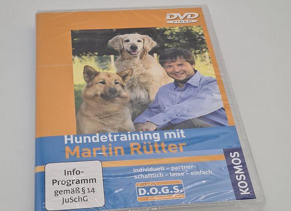 """DVD """"Hundetraining mit Martin Rütter"""""""