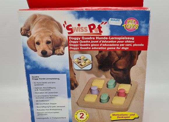 Swiss Pet Lernspielzeug Lernstufe 2
