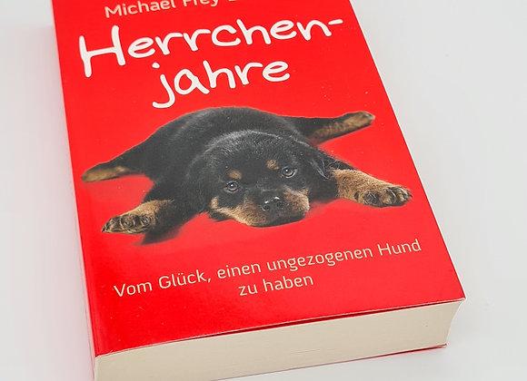 """Buch """"Herrchen-jahre"""""""