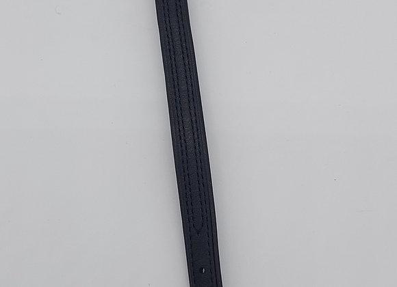 Rogz Halsband schwarz