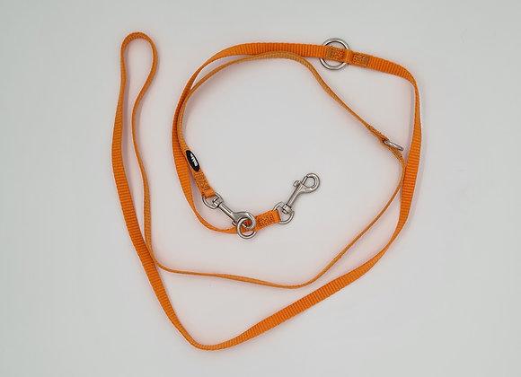 Orange Leine