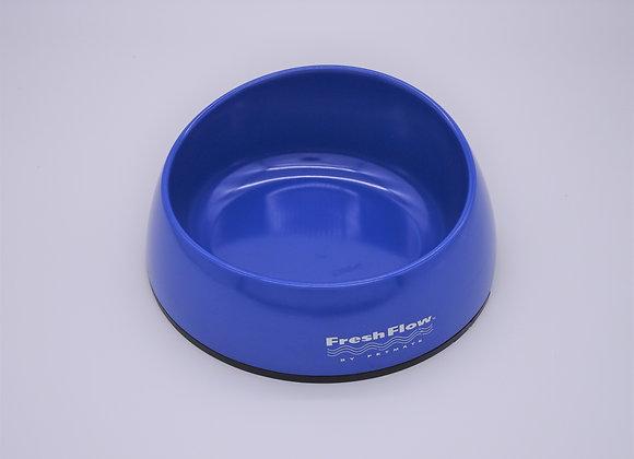 Blauer Hundenapf aus Melamin