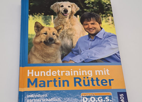 """Buch """"Hundetraining mit Martin Rütter"""""""