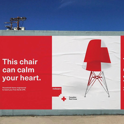Red Cross: Redware