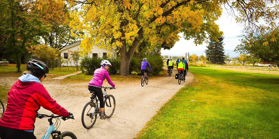 Bike Walk Bitterroot's Fork to Farm (2)
