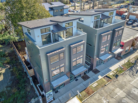 HOME OF THE WEEK: Live/Work space in hot Delridge area with rooftop deck