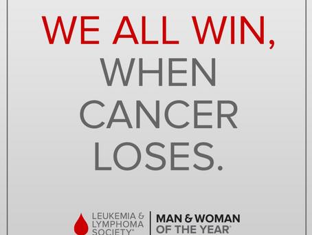 5% To Charity - Leukemia & Lymphoma Society - Jeff and Carol's Choice