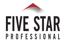 Who's a FIVE STAR PROFESSIONAL?