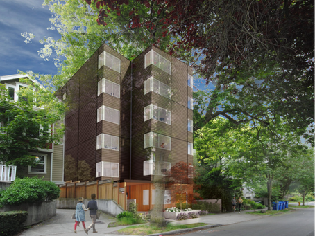 Affordable homeownership in Seattle? Nonprofits look to build upward with condos