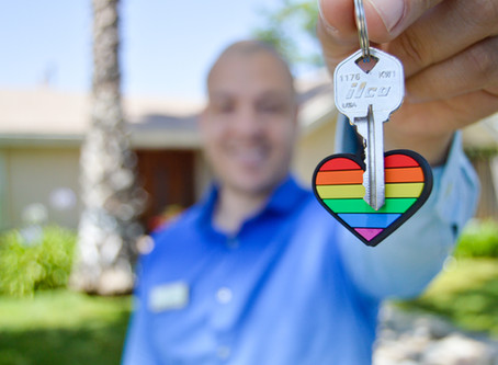 Realtors® Release First Profile on LGB Buyers and Sellers