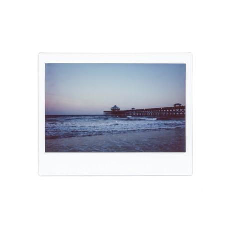 """Folly Beach, 2019 Giclée Print Edition 1/50 8"""" x 8"""" $65"""